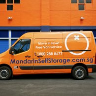 Self Storage Van