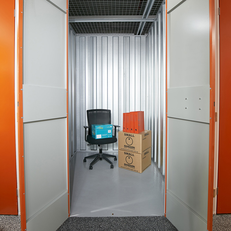 Small Business Room Storage