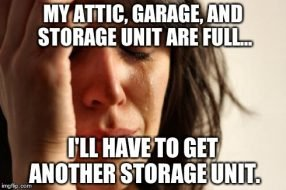 Full Storage Unit