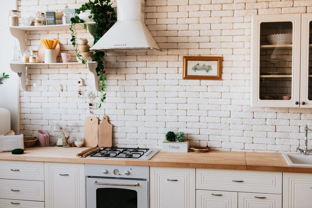 Bright and Airy Kitchen