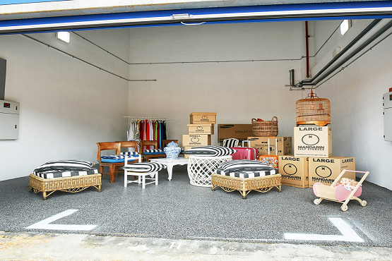 business storage in Singapore