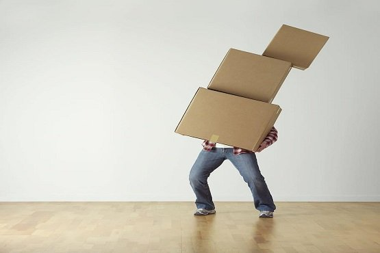 moving boxes for storage in singapore