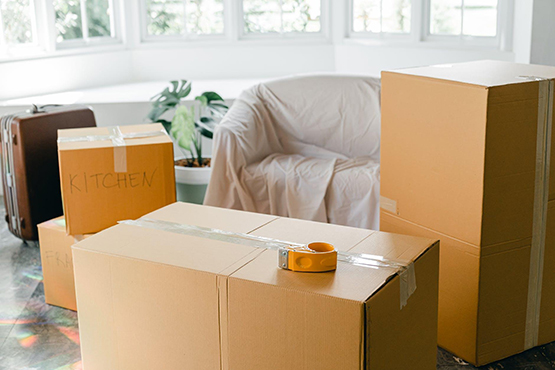 household items for storage